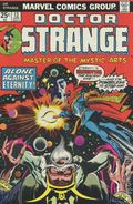 Doctor Strange (1974 2nd Series) Mark Jewelers 13MJ