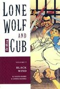 Lone Wolf and Cub TPB (2000-2002 Dark Horse Digest) 5-REP