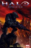 Halo Uprising (2007 Marvel) 4