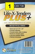 Comic Boards: Life-X-Tender Plus 1PK (#720-001)