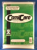 Comic Bags: Golden 100pk Polyethylene 