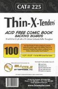 Comic Boards: Current Thin-X-Tender 100pk (#225-100) 