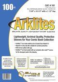 Comic Sleeve: Mylar Silver/Gold Arklite 100pk (#161-100)