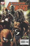 New Avengers (2005 1st Series) 8A