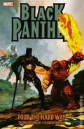 Black Panther Four the Hard Way TPB (2007 Marvel) 1-1ST