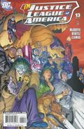 Justice League of America (2006 2nd Series) 13B