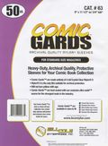Comic Sleeve: Mylar Magazine Comic-Guard 50pk (#063-050)