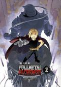 Art of Fullmetal Alchemist HC (2005 The Manga) 2-1ST