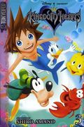 Kingdom Hearts GN (2005-2006 Tokyopop Digest) 3-1ST