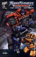 Transformers Armada TPB (2003-2004 Dreamwave) 1-REP