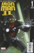 Ultimate Iron Man II (2007 2nd Series) 1B