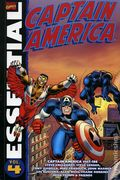 Essential Captain America TPB (2001- Marvel) 1st Edition 4-1ST
