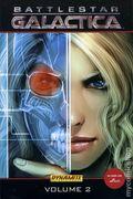 Battlestar Galactica HC (2007 Dynamite) 2-1ST
