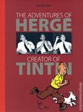 Adventures of Herge Creator of Tintin HC (2007 Last Gasp) 1-1ST