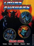 Transformers Fallen Angel TPB (2002 Titan) 1-1ST