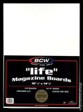 Backing Board: Life Magazine 100pk (BCW) 