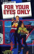 James Bond 007 For Your Eyes Only PB (1981 Marvel Illustrated Books) 1-1ST