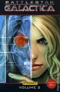 Battlestar Galactica TPB (2007-2008 Dynamite) NBG Series Collections 2A-1ST