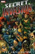 Secret Invasion The Infiltration TPB (2008) 1-1ST