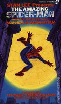 Amazing Spider-Man Mayhem in Manhattan PB (1978 Marvel Novel) 1-1ST
