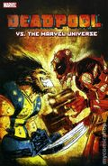 Deadpool vs. The Marvel Universe TPB (2008 Marvel) 1-1ST