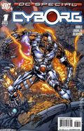 DC Special Cyborg (2008) 1