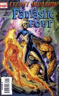 Secret Invasion Fantastic Four (2008) 1A