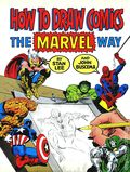 How to Draw Comics the Marvel Way HC (1978 Simon & Schuster) 1-REP