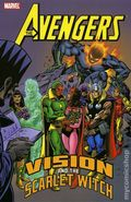 Avengers Vision and the Scarlet Witch TPB (2005 Marvel) 1st Edition 1-1ST