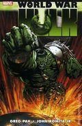 World War Hulk TPB (2008 Marvel) 1-1ST