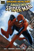 Amazing Spider-Man Brand New Day HC (2008 Marvel) 1-1ST