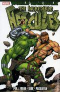 World War Hulk Incredible Hercules TPB (2008 Marvel) 1-1ST