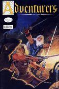 Adventurers (1986 Aircel/Adventure) 1C