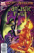 Secret Invasion Fantastic Four (2008) 2