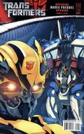Transformers Movie Prequel Special (2008) 1A