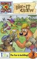 Phonics Comics Level 1 Fix It Crew (2008) 1