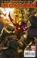 Invincible Iron Man (2008) 1C