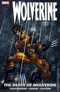 Wolverine The Death of Wolverine TPB (2008) 1-1ST
