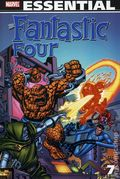Essential Fantastic Four TPB (1998-Present Marvel) 1st Edition 7-1ST