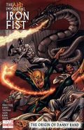 Immortal Iron Fist Origin of Danny Rand (2008) 1