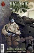 Atomic Robo Dogs of War (2008) 1A