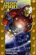 Ultimate Iron Man II HC (2008 Marvel) 1B-1ST