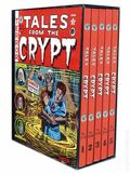 EC Complete Tales from the Crypt HC (1979 Slipcase Set) 1-1ST