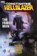 Hellblazer The Family Man TPB (2008 DC/Vertigo) John Constantine 1-1ST