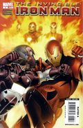 Invincible Iron Man (2008- ) 6A