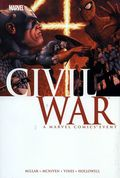 Civil War HC (2008 Marvel) 1A-1ST