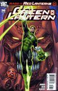 Green Lantern (2005-2011 3rd Series) 36A