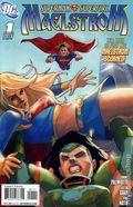 Superman Supergirl Maelstrom (2008) 1