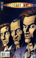 Doctor Who The Forgotten (2008 IDW) 5A