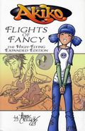 Akiko Flights of Fancy TPB (2007 Expanded Edition) 1-1ST